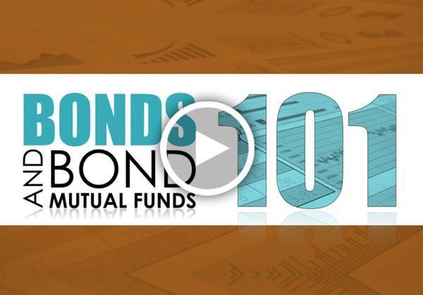 Bonds and Bond Mutual Funds 101